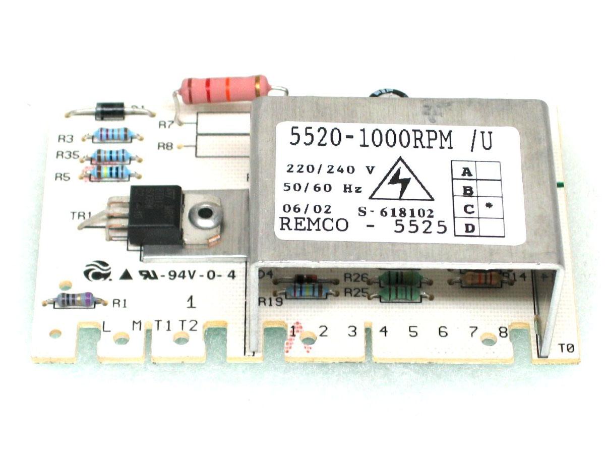 Электронный модуль для стиральной машины Ariston C00066454