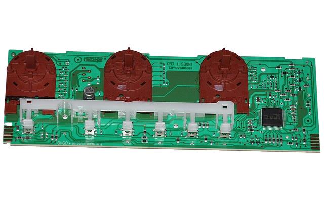 Электронный модуль для стиральной машины Ariston C00143332