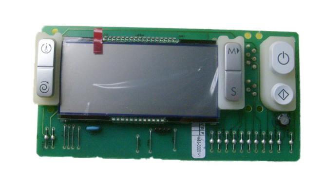 Электронный модуль для стиральной машины Ariston C00143339