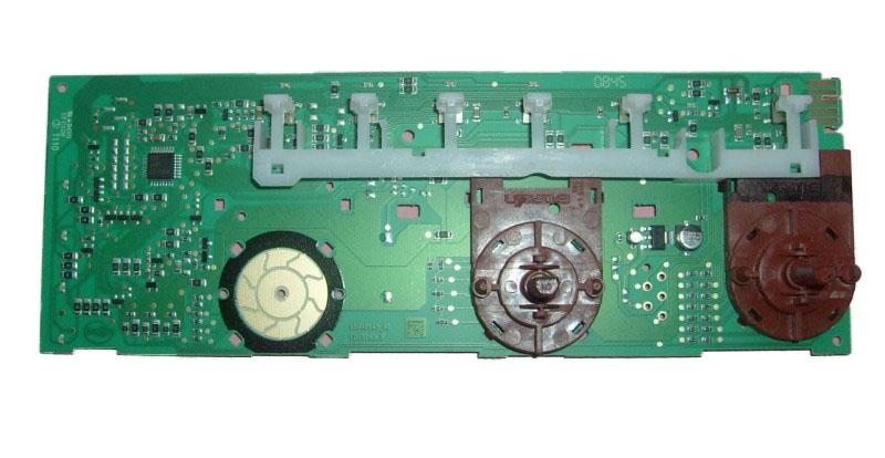 Электронный модуль для стиральной машины Ariston C00254544