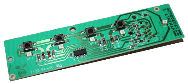 Электронный модуль для стиральной машины Ardo 502051201