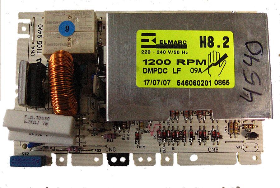 Электронный модуль для стиральной машины Ardo 546019001