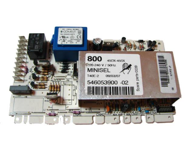 Электронный модуль для стиральной машины Ardo 546053900