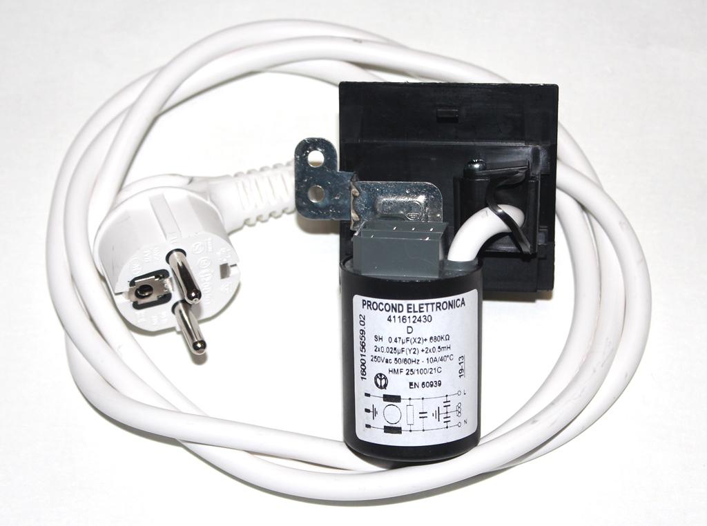 Фильтр сетевой для стиральной машины Indesit C00091633