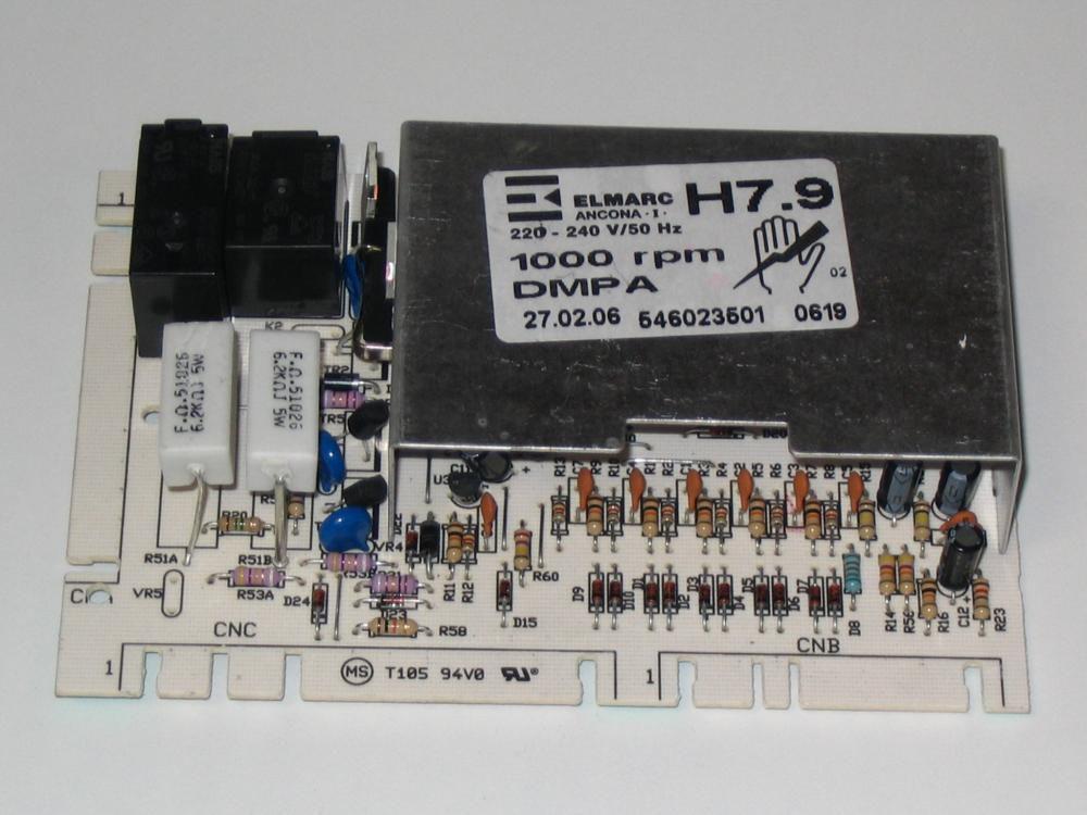 Электронный модуль для стиральной машины Ardo 546033501