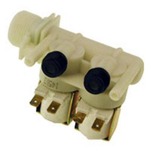 Клапан для стиральной машины Ariston С00066518 с раздельными клеммами