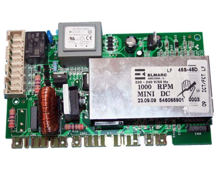 Электронный модуль для стиральной машины Ardo 546065900