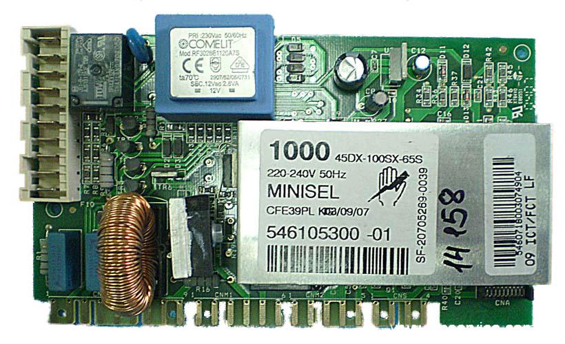 Электронный модуль для стиральной машины Ardo 546105300