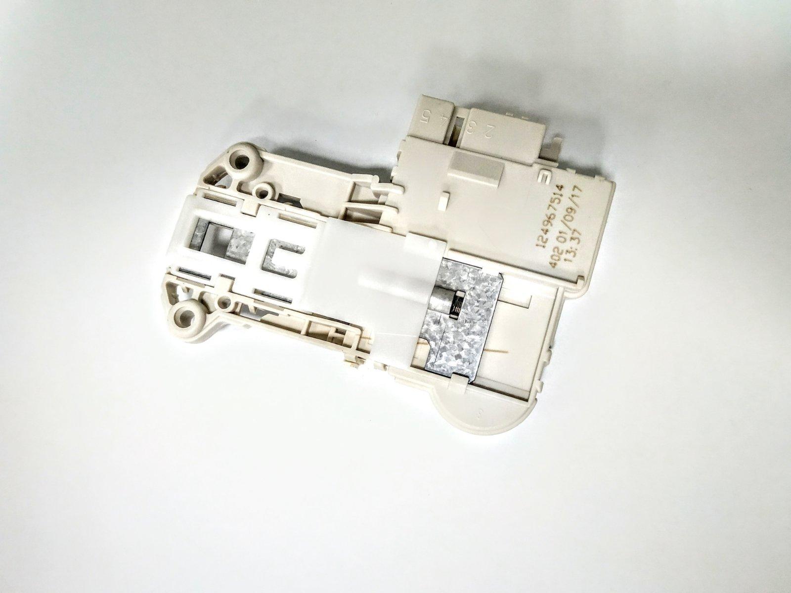 Замок люка для стиральной машины Electrolux 124967514