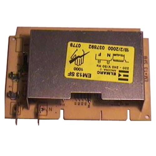 Электронный модуль для стиральной машины Ariston C00037892