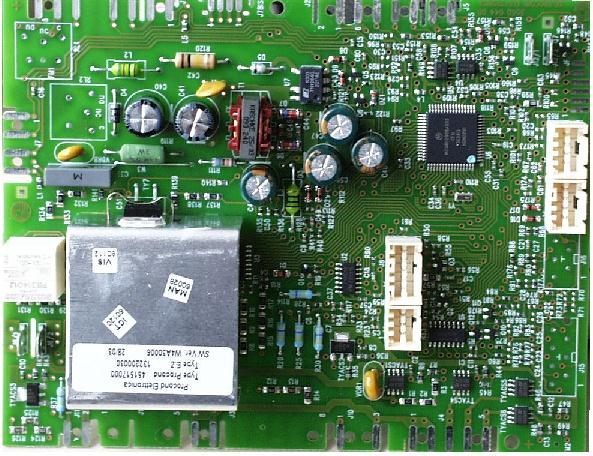 Электронный модуль для стиральной машины Zanussi 1322621333