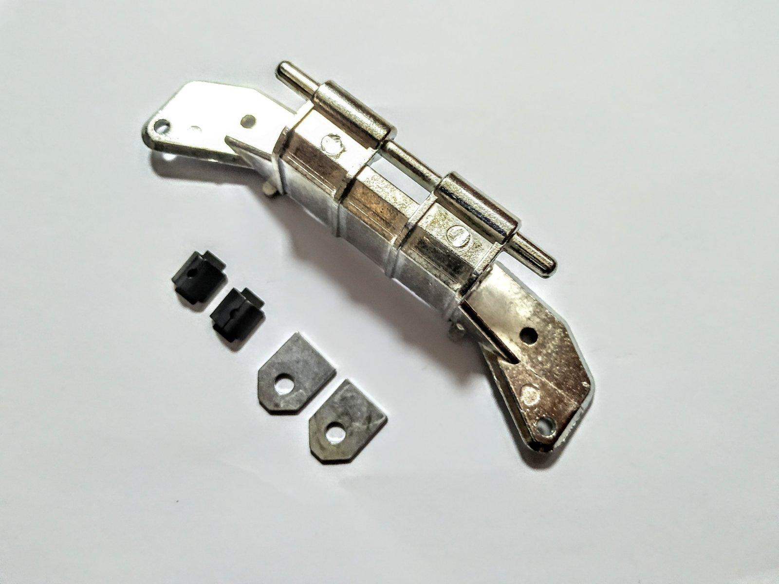 Петля люка для стиральной машины Bosch Siemens 153150