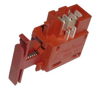 Кнопка сетевая для стиральной машины Whirlpool 481227618276