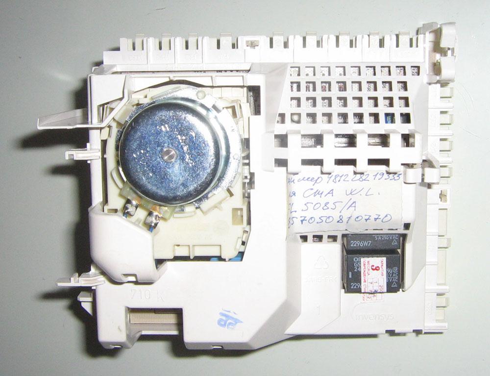 Электронный модуль для стиральной машины Whirlpool 481228219333