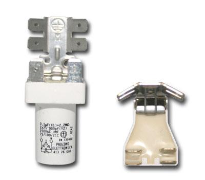 Фильтр сетевой для стиральной машины Indesit C00065987