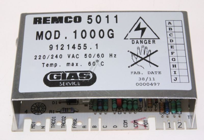Электронный модуль для стиральной машины Candy 91214551B