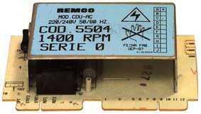 Электронный модуль для стиральной машины Ariston C00042082