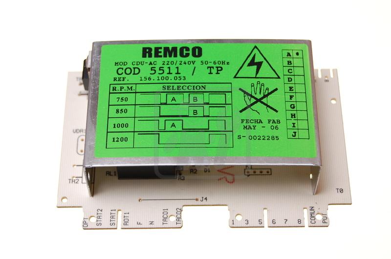 Электронный модуль для стиральной машины Ariston C00057245