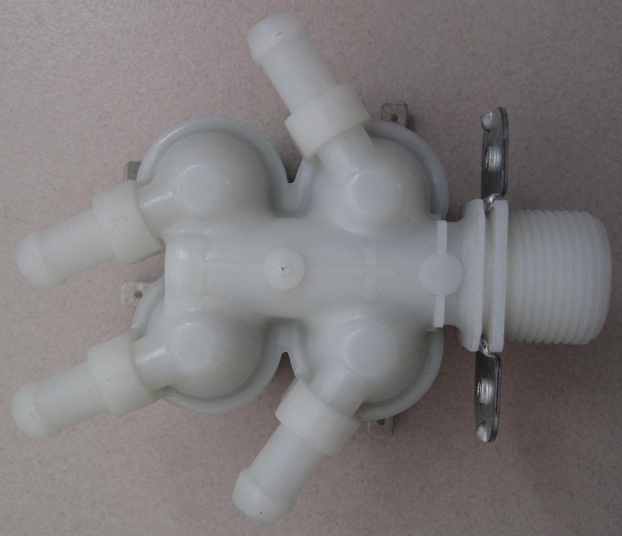 Клапан для стиральной машины универсальный 4-180