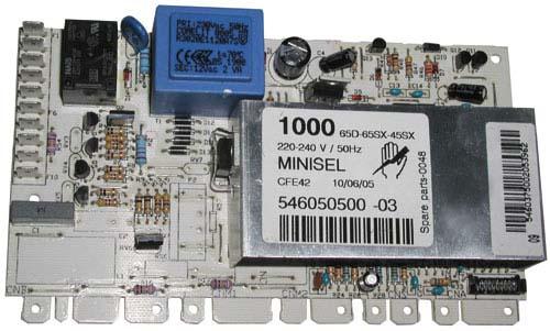 Электронный модуль для стиральной машины Ardo 546050500