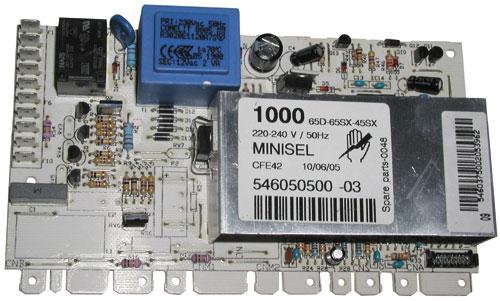 minisel 1000 схема