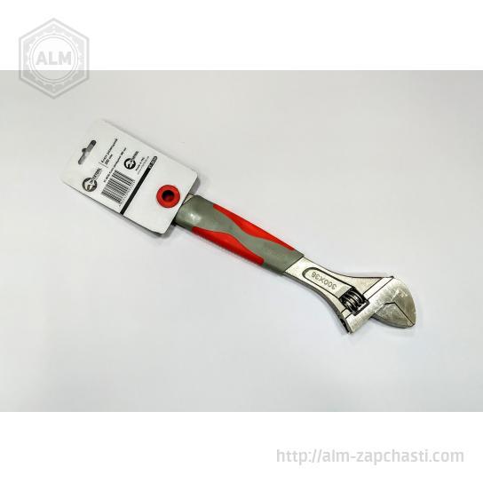 Ключ разводной 300 мм INTERTOOL XT-0030