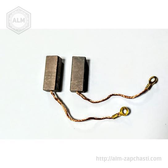 Щётки угольные универсальные 2114-10*12Cu