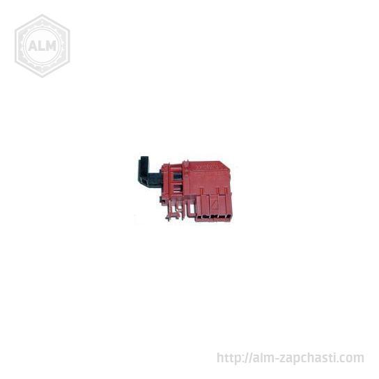 Кнопка сетевая для стиральной машины Bosch 160962